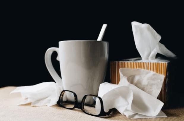 Gute Besserung Erkältung