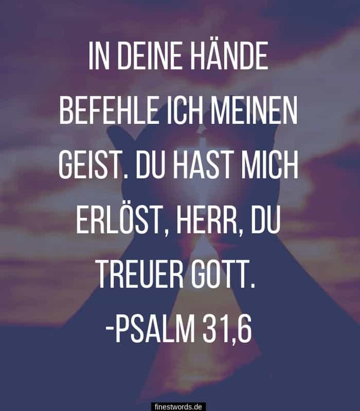 Trauerspruch Christlich