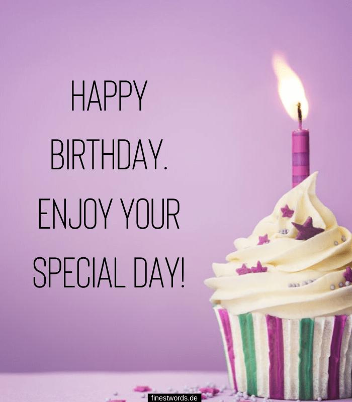 kostenloser Geburtstagswunsch