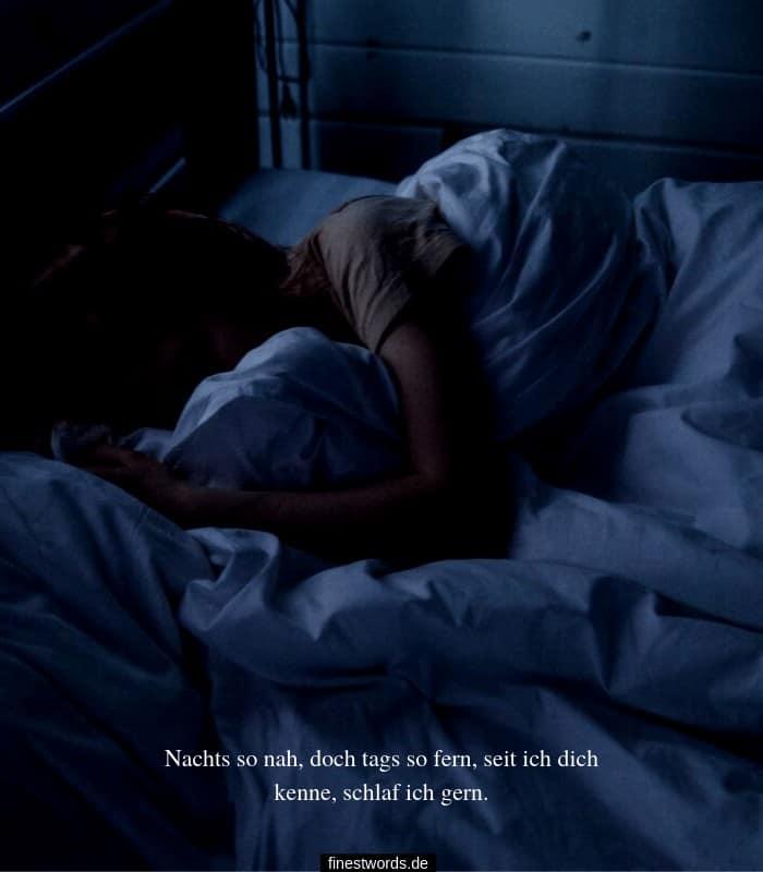 Gute Nacht Schatz