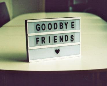 Abschiedssprüche