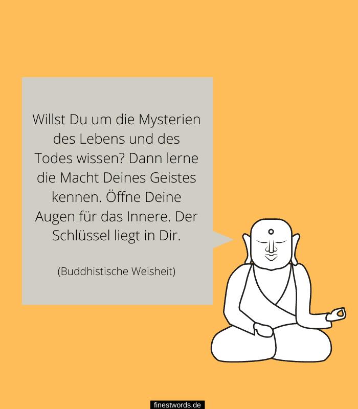 42 Buddhistische Weisheiten Finestwordsde