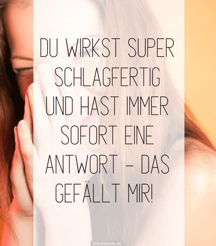 33 Schöne Komplimente für Frauen - finestwords
