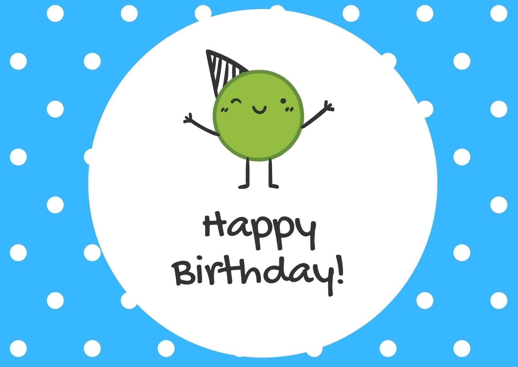 Glückwünsche Zum 4. Geburtstag