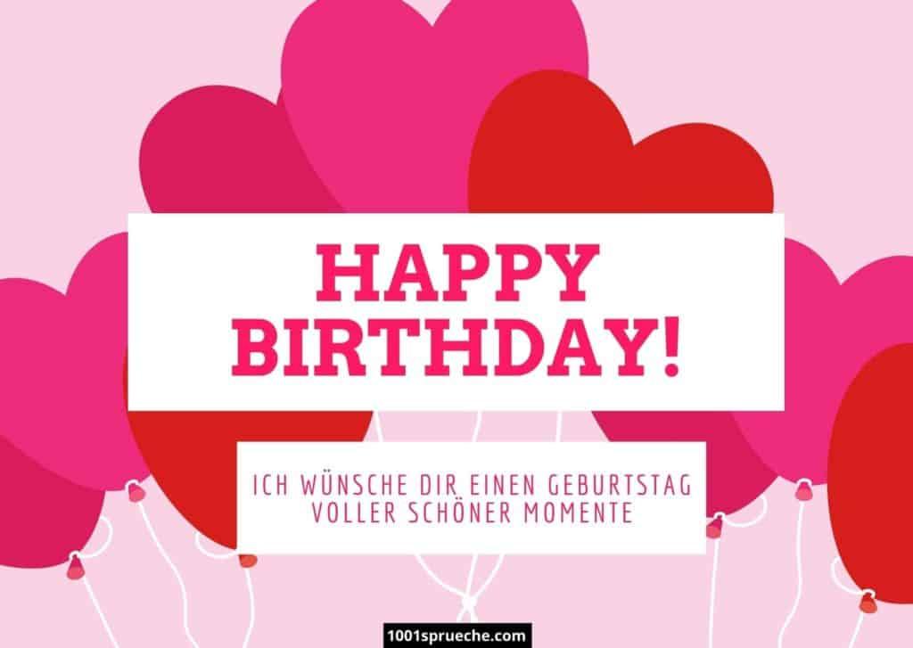 Glückwünsche zum 5. Geburtstag für Mädchen