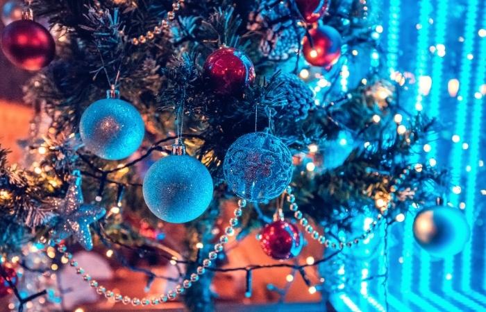 Weihnachtswünsche mit Liebe