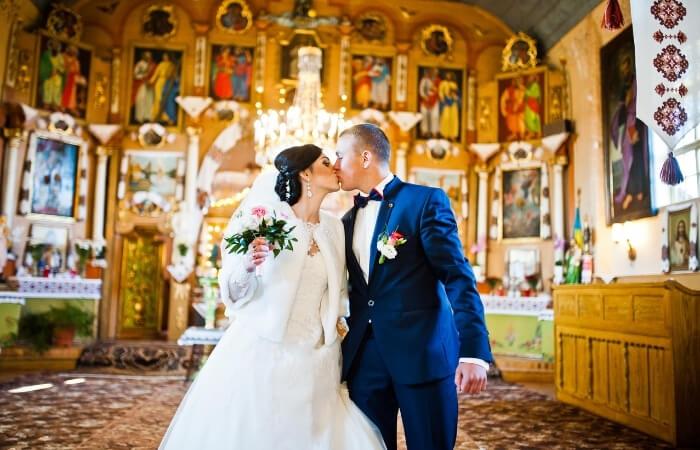 Kirchenheft Hochzeit Textvorlage