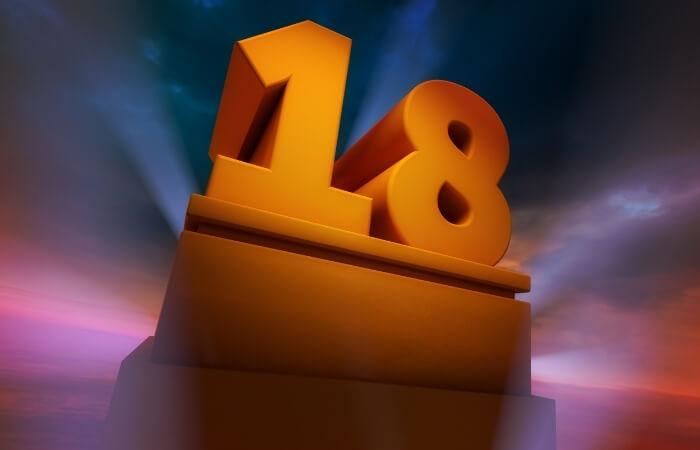 Sprüche zum 18. Geburtstag