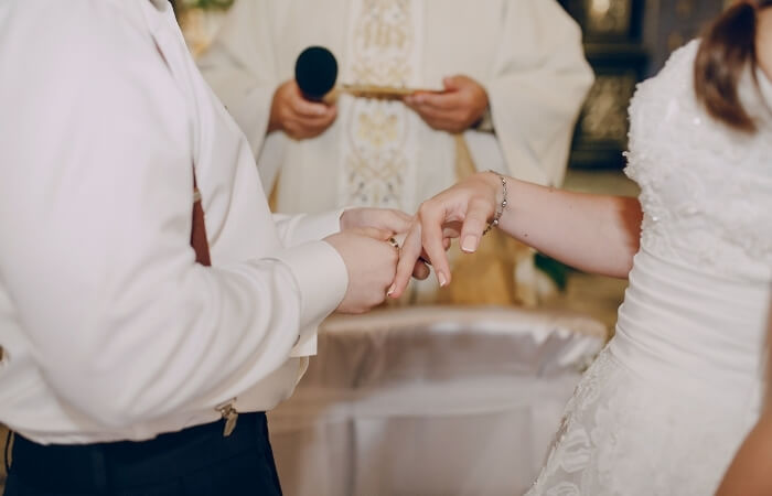 Wir haben geheiratet Texte