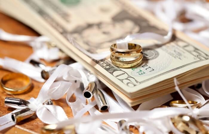 Geldgeschenk Sprüche zur Hochzeit