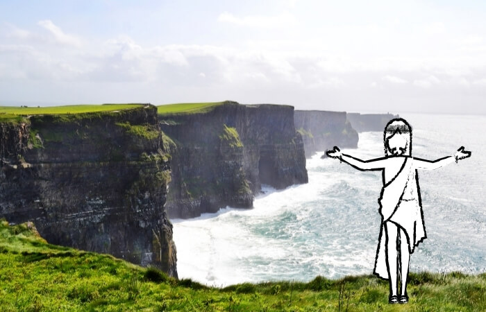 Irische Taufsprüche
