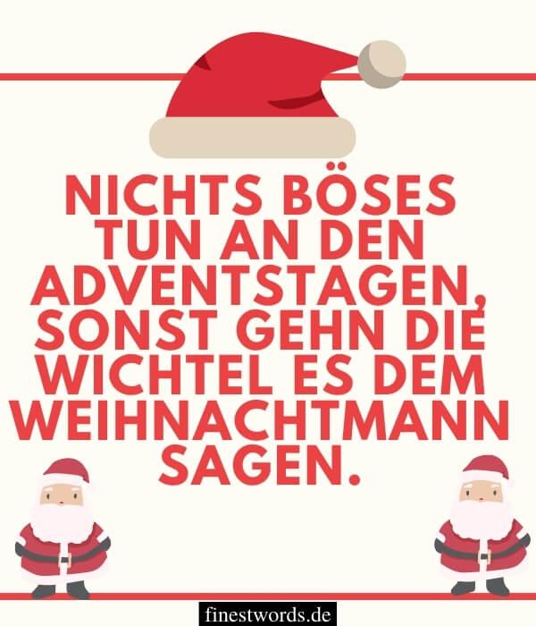 Lustige Weihnachtswünsche für Kinder