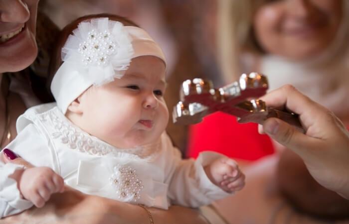 Taufsprüche für Mädchen