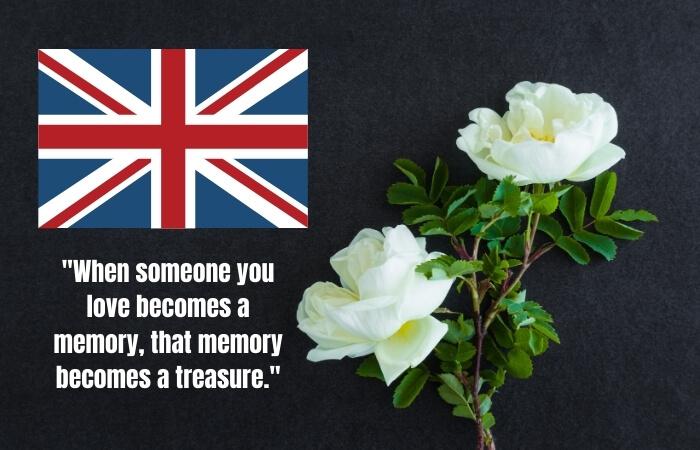 Trauersprüche auf Englisch