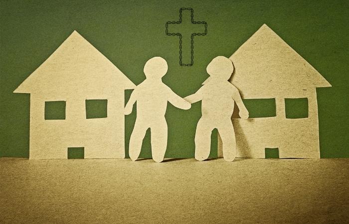 Trauersprüche für Nachbarn