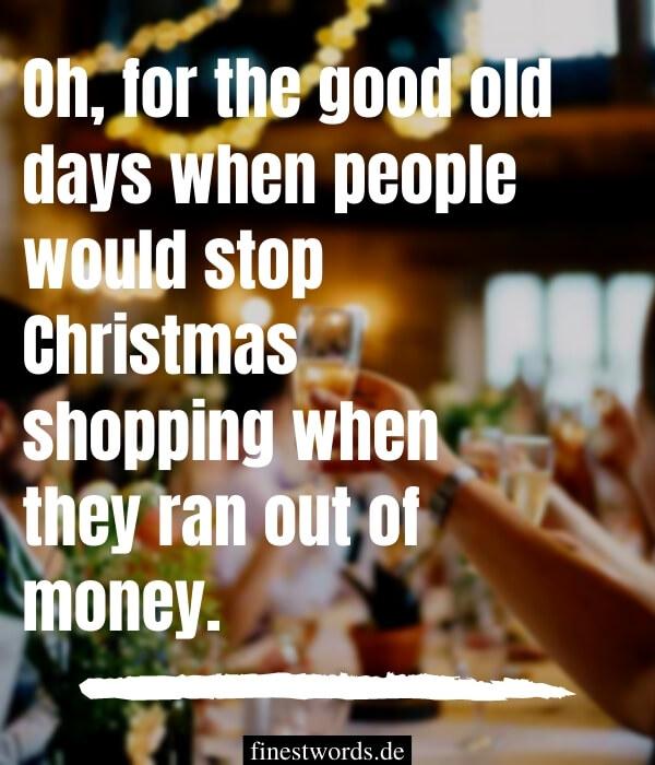 Lustige Weihnachtsgrüße auf Englisch
