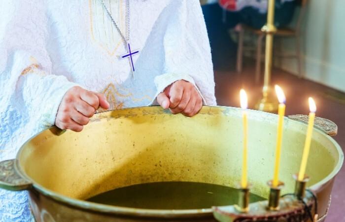 Sprüche für Danksagungen zur Taufe