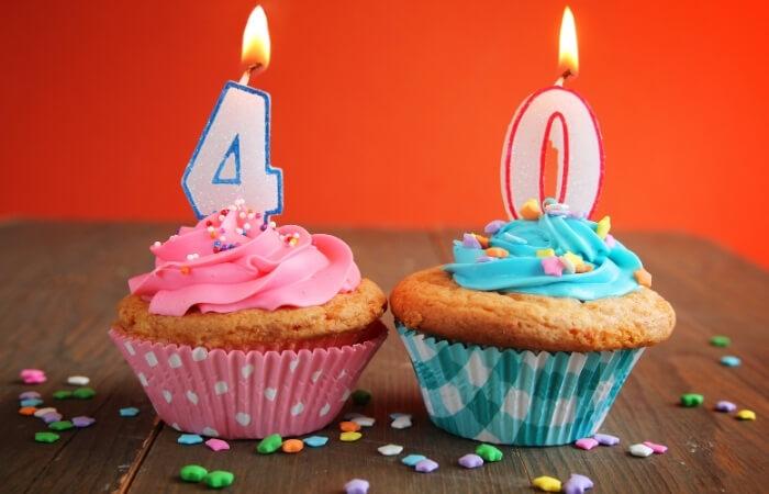 Einladungstexte zum 40. Geburtstag