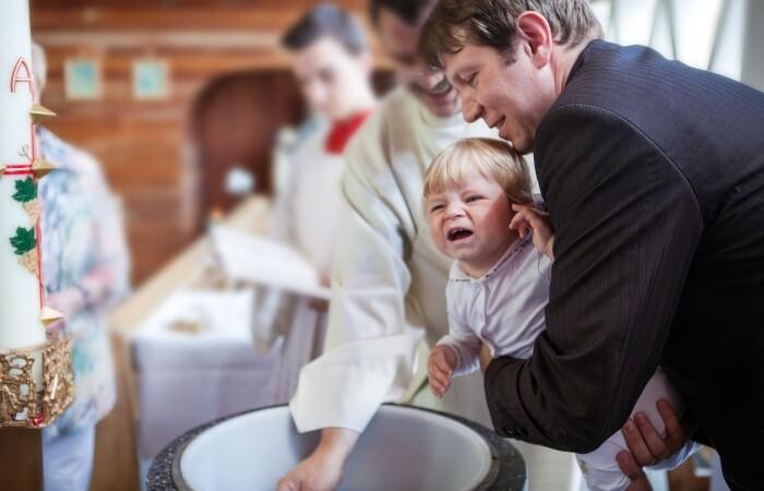 Moderne Texte für Taufeinladungen