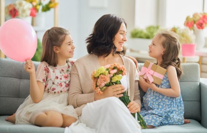 Sprüche zum Muttertag von Kindern