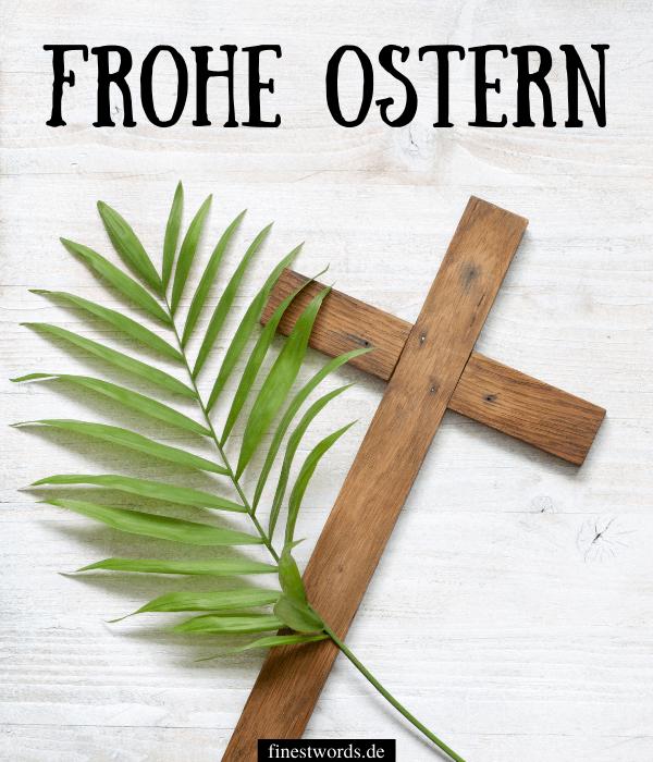 Christliche Ostergrüße für Erwachsene