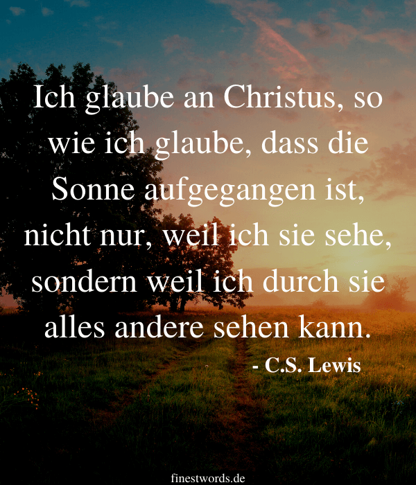 Christliche Zitate zu Ostern