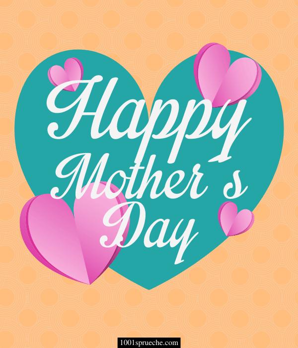 Kurze Muttertagsgrüße für alle Mütter
