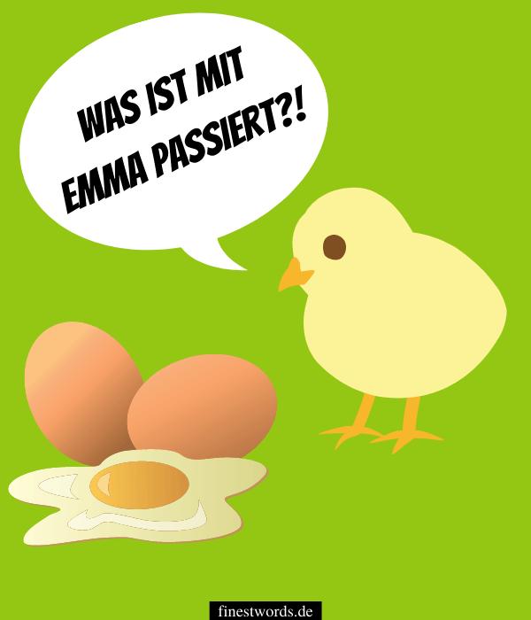 Lustige Ostersprüche