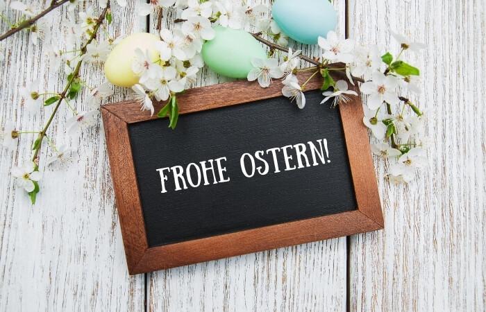 Ostergrüße verschicken