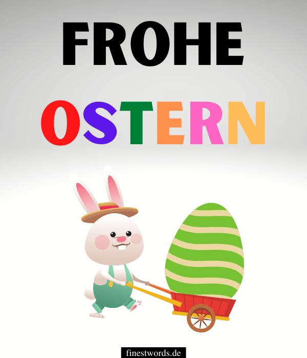 Ostersprüche für Kinder