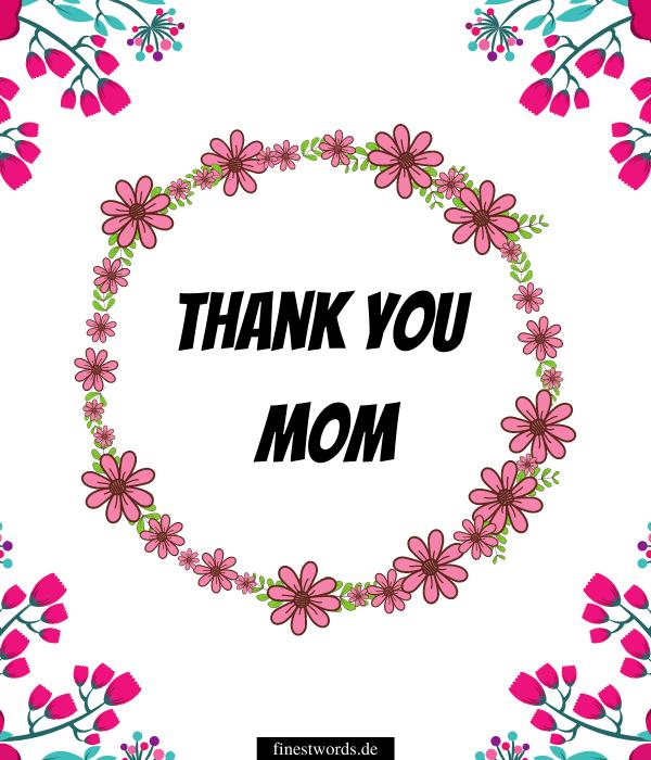 Kurze Muttertagssprüche in Englisch