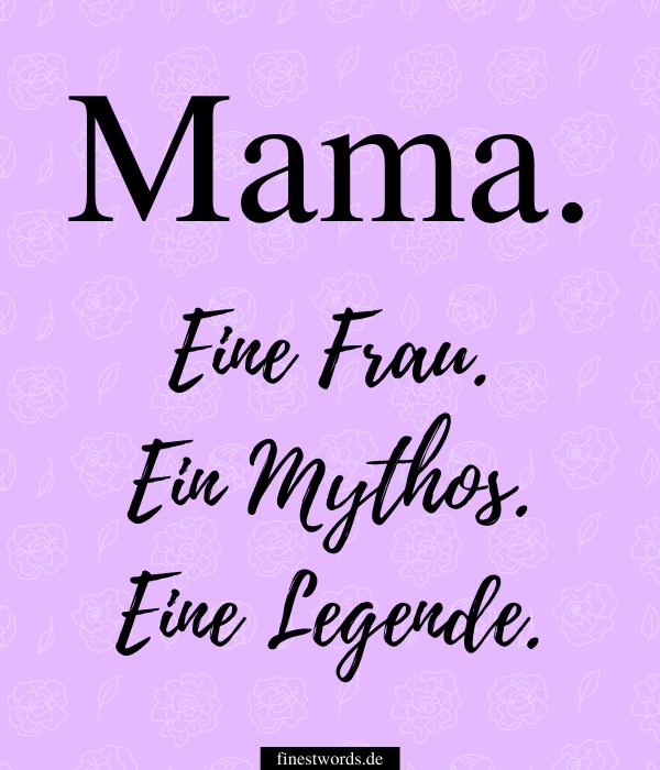 Lustige Muttertagssprüche für alle Mütter