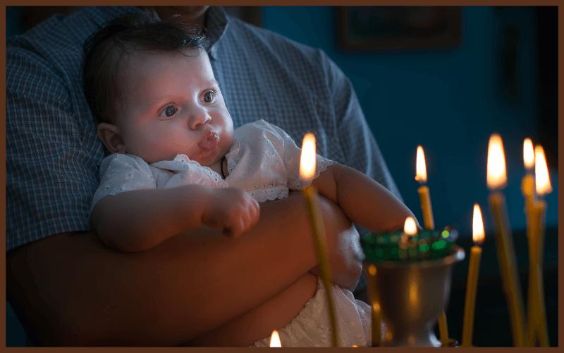 Lustige Einladungstexte zur Taufe aus Sicht des Kindes