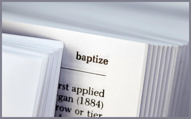 Moderne Einladungstexte zur Taufe aus Sicht des Kindes
