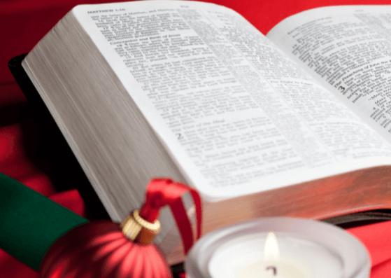 Christliche Weihnachtskarten zum Ausdrucken