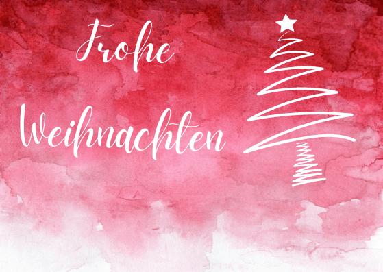 Kreative Geschäftliche Weihnachtskarten