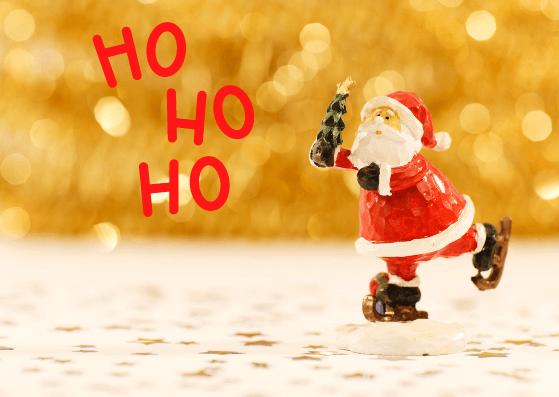 Weihnachtskarten für Kinder