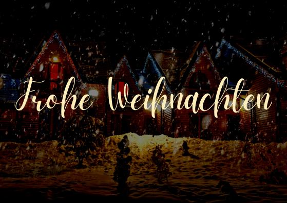 Weihnachtskarten für Immobilienmakler