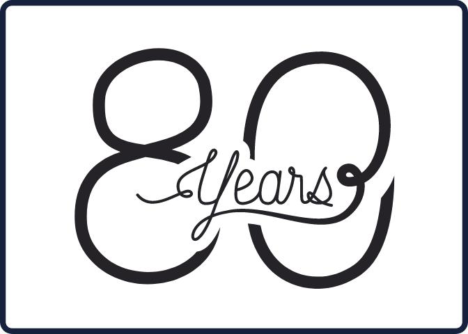 80. Geburtstag Einladung